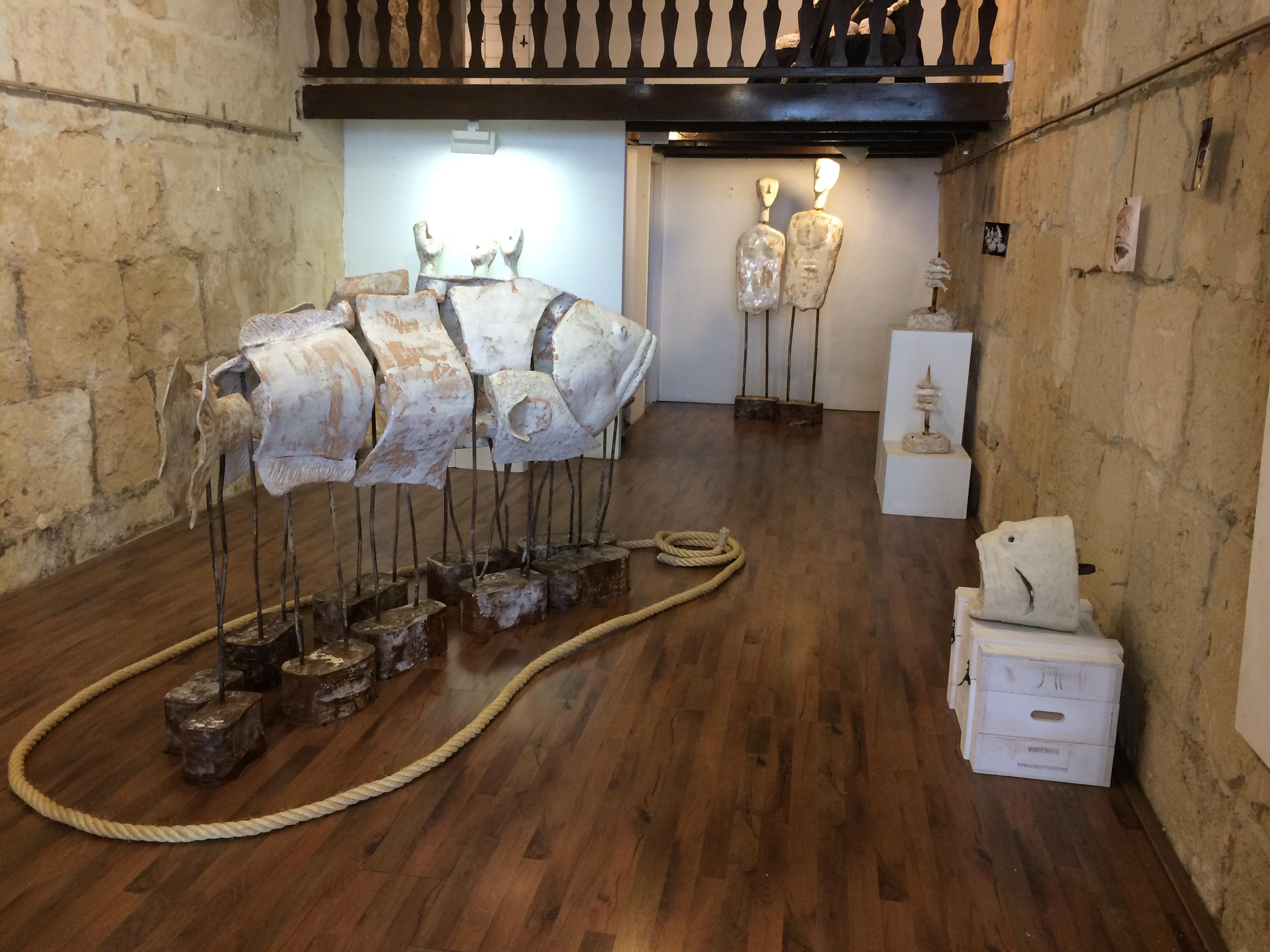 Exposición en la galería Marta Torres de Ibiza