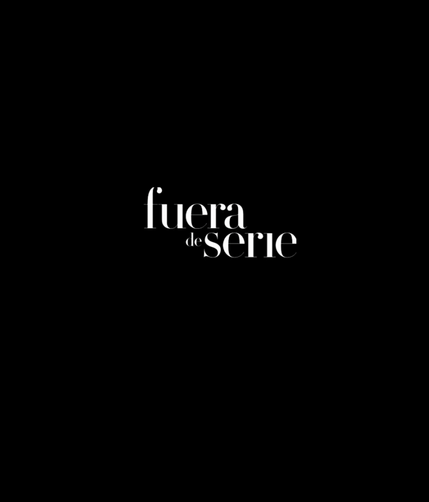 Monserrate in Fuera de Serie, Spanish leading Lifestyle Magazine